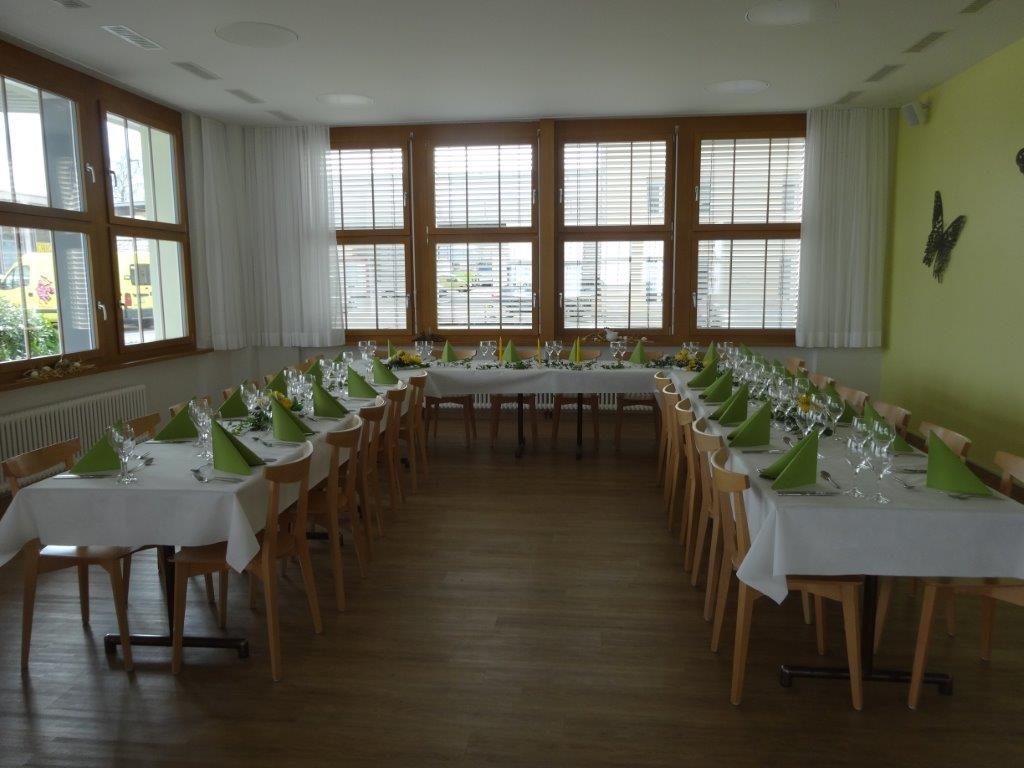 Gourmet Party-Service AG | Restaurant Jegenstorf